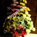 Jual bunga meja,unga ucapan,bunga papan,